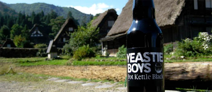 Beer Review: Yeastie Boys Pot Kettle Black