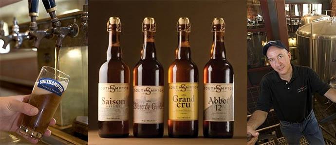 Beer Review: Southampton Publick House Saison Deluxe