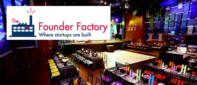 Philly Startup Leaders Founder Factory Conference & Happy Hour, November 15