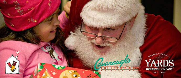 Cavanaugh's Rittenhouse Holiday Happy Hour, November 30