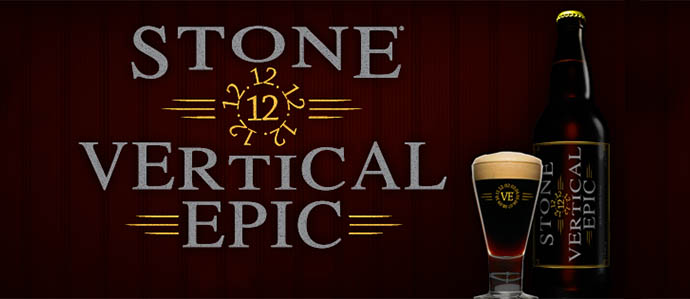 City Tap House Stone Vertical Epic Tasting, December 22