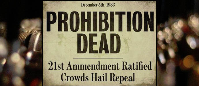 The Institute Celebrates Repeal Day With 1933 Beer Prices, December 5