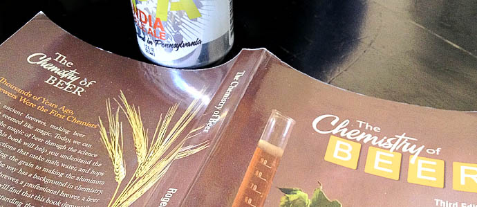 Roger Barth's Chemistry of Beer: Best Science Class Ever & New Book