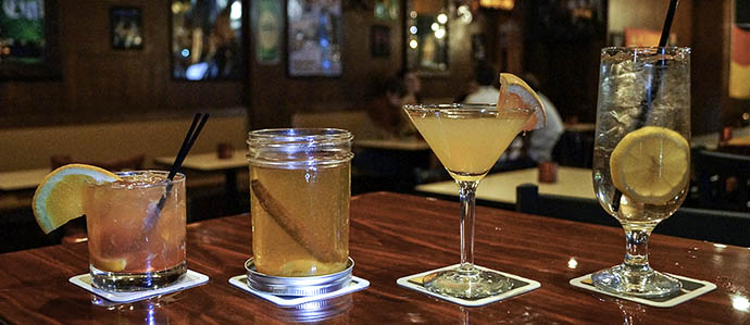 Bierstube Introduces New Winter Cocktails and New Happy Hour