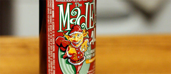 Cavanaugh's Rittenhouse Mad Elf Tapping, December 11