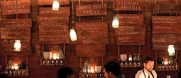 Italian Beer Dinner at Farmers' Cabinet - Drink Philly - The Best ...