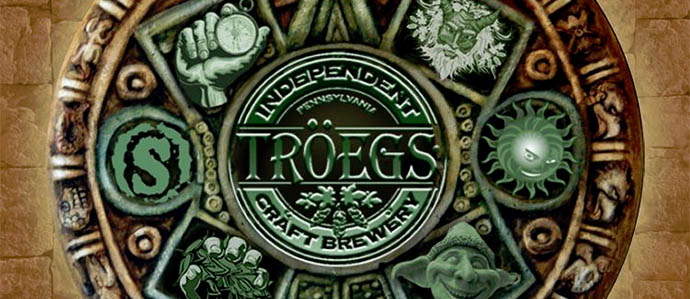 Cavanaugh's Rittenhouse Brew & Chew with Troegs, January 16
