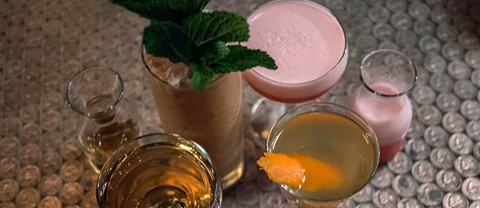 The Drink Nation Chats With Town Dish About the Year in Drinks