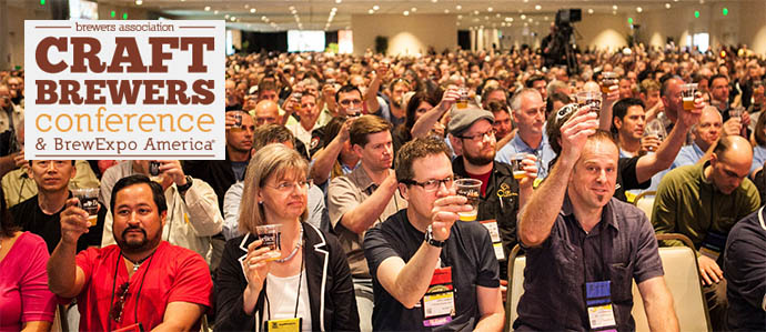 Craft Brewers Conference Will Bring Together Over 6,000 Brewers, March 26-29
