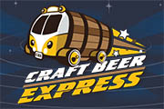 Ride the Craft Beer Express for a Day Full of Beer, March 14