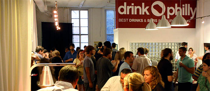 Drink Philly First Friday With Susquehanna Brewing, Spot Burgers and Street Food Philly, April 5