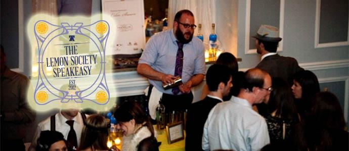 Lemon Society Speakeasy to Benefit Alex's Lemonade Stand, April 13