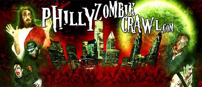 Eighth Annual Philly Zombie Crawl, March 31