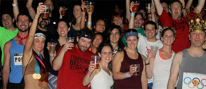 Fishtown Beer Runners: America's Coolest Running Club
