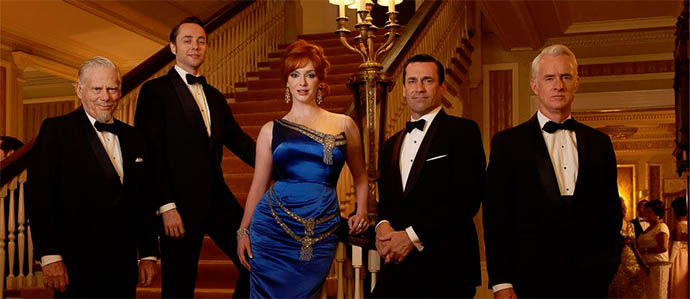 Season Premiere Party: Mad Men Cocktails With A Modern Twist