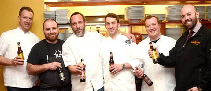 Brewery Ommegang's Second Annual Philly Hop Chef Competition, April 23