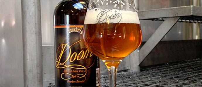 Beer Review: Founders Brewing Doom