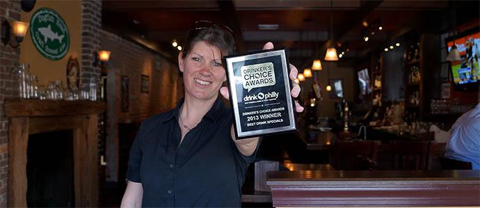 Devil's Den: 2013 Drinker's Choice Award Winner, Best Drink Specials
