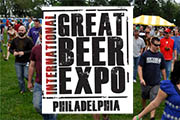 Philly Beer Week: Fifth Annual International Great Beer Expo, June 1