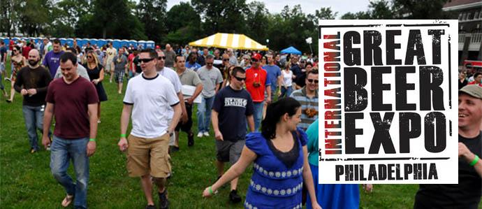 Philly Beer Week: Fifth Annual International Great Beer Expo, June 1