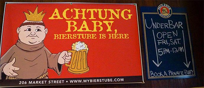 Philly Beer Week Lands at Bierstube German Biergarten