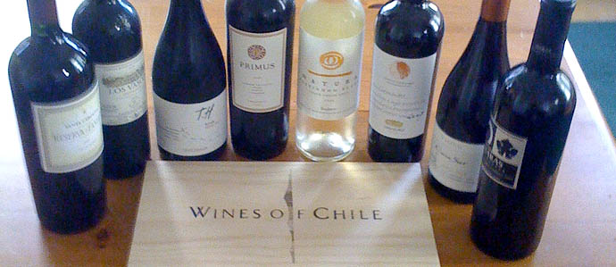Panorama Features Wines of Chile and Argentina for Friday Night Flights, July 12