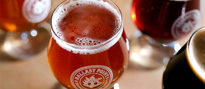 Bainbridge Street Barrel House Ballast Point Tap Takeover, August 6