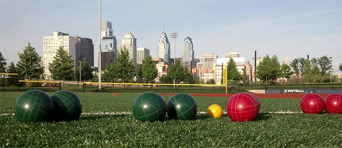 Major League Bocce Teams Up with The Druid's Keep for Beer, Bocce, and Fun