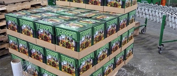 Cavanaugh's Rittenhouse Brew & Chew With Terrapin Beer, August 19