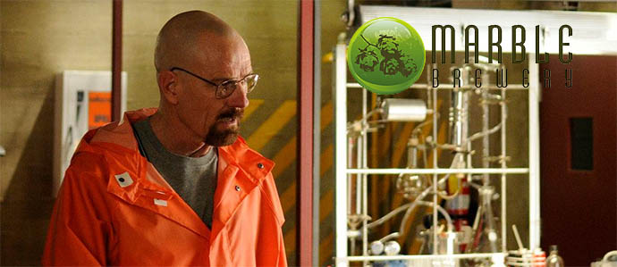 Two Breaking Bad IPAs Coming From Marble Brewery