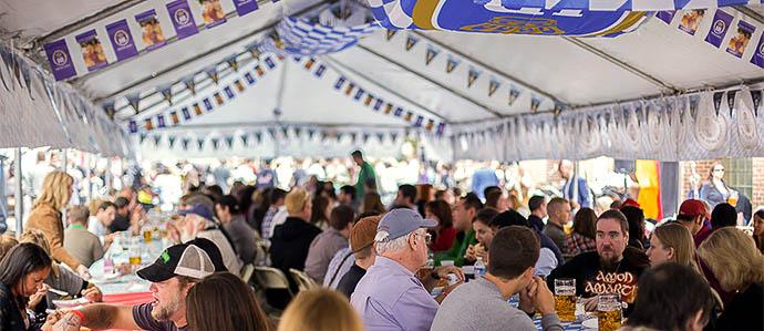 Fifth Annual Brauhaus Schmitz Oktoberfest, September 16-23