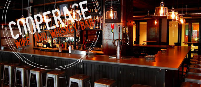 Happy Hour Find: Cooperage Wine & Whiskey Bar