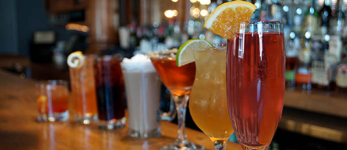 Revolution House Introduces Music-Inspired Fall Cocktail List
