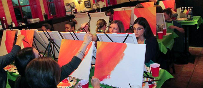 9 Ways to Enjoy Art With Booze in Philadelphia