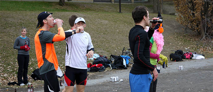 20 Places to Rehydrate With a Beer After Running the Philadelphia Marathon
