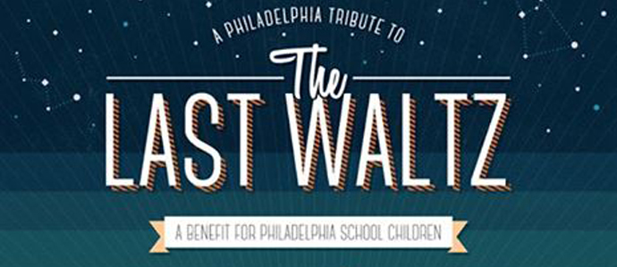 Help Fergie Save Philly Schools with 'The Last Waltz Tribute' at the Trocadero