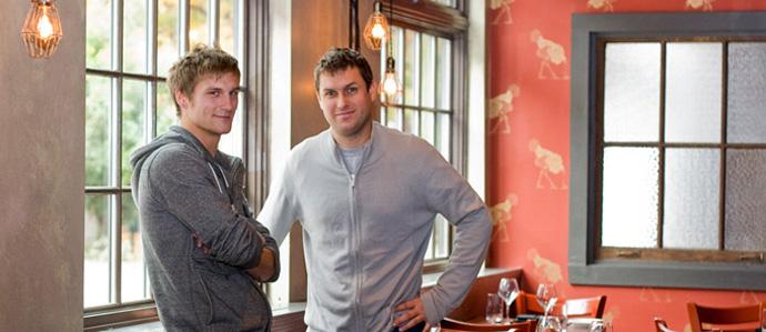 <i>Top Chef</i> Alum Jason Cichonski Pairs Thanksgiving Leftovers With Bourbon, Wed., Dec. 4