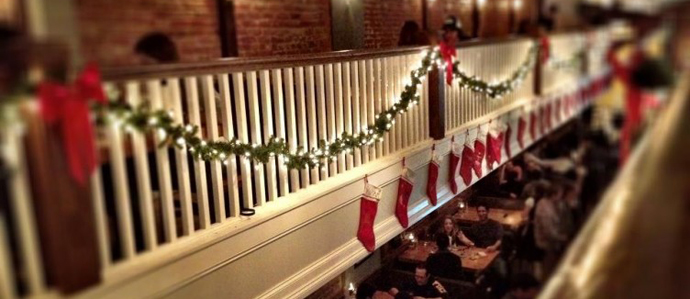 Brauhaus Schmitz Celebrates the Holidays with A Traditional Roasted Goose Dinner
