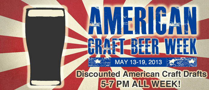 American Craft Beer Week 2013, May 13-19