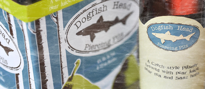Beer Review: Dogfish Head's Piercing Pils