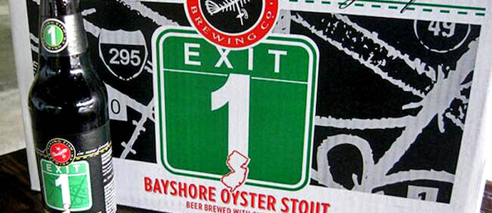 Flying fish brings back exit one oyster stout drink for Flying fish happy hour