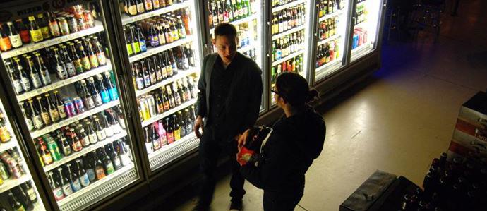 Bottle Bar East Kicks Off Movie Night with 'Pee-Wee's Big Adventure'