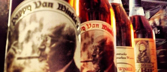 Where to Find Pappy Van Winkle in Philadelphia