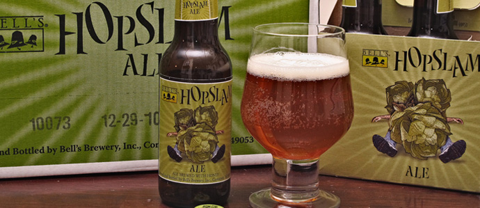 North Bowl Tapping a Keg of Bell's HopSlam on Valentine's Day, Fri., Feb. 14
