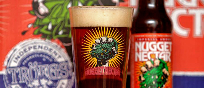 Where to Find Tröegs Nugget Nectar In Philadelphia