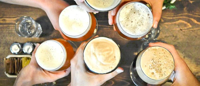 Beer Week Leftovers Special