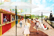 Morgan's Pier Announces Opening Date; Spruce Street Harbor Park Popping Up on the Delaware