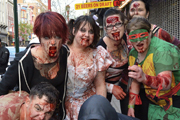 This Weekend: Crawl With Zombies, Brunch With Stoners and Get Your Skull Split