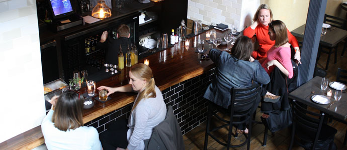 Spring Brings Chip Roman's The Treemont to Center City