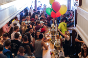 Brauhaus Schmitz Celebrates Its Fifth Anniversary, Thurs., June 26